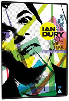 Ian Dury - Sex  Drugs And Rock N Roll And Other Assorted Glimpses (DVD)