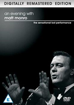 An Evening With Matt Monro - Digitally Remastered (DVD)