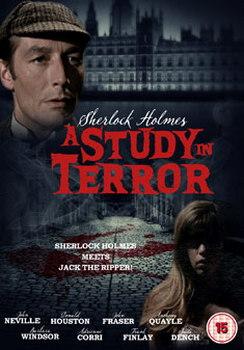 A Study In Terror (1965) - Sherlock Holmes (Digitally Remastered) (DVD)