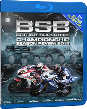 British Superbike Championship Season Review 2013 (Blu-ray)