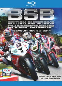 British Superbike: 2014 - Championship Season Review (Blu-ray)