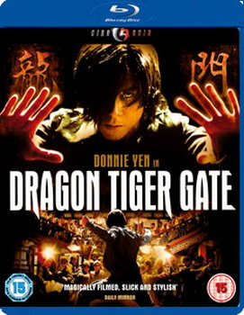Dragon Tiger Gate (Blu-Ray)