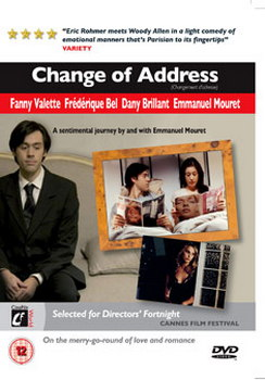 Change Of Address (DVD)