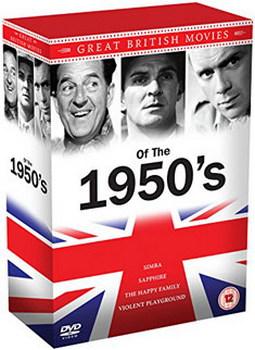 1950S Great British Movies (DVD)