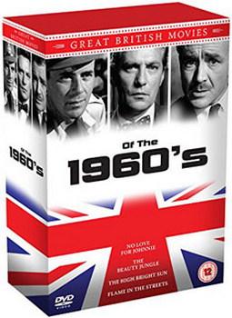 1960S Great British Movies Boxset (DVD)