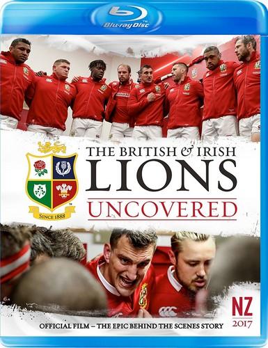 British and Irish Lions 2017: Lions Uncovered (Blu-ray)