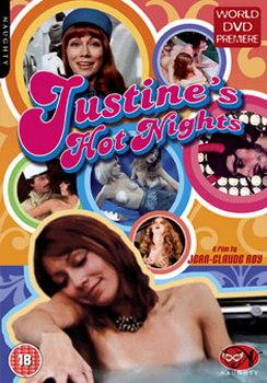 Justine'S Hot Nights (DVD)