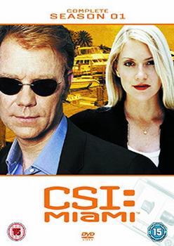 Csi Miami: The Complete Season 1 (DVD)