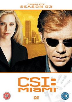 Csi Miami: The Complete Season 3 (DVD)