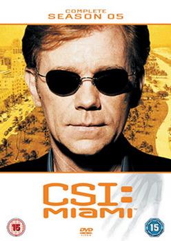 Csi Miami: The Complete Season 5 (DVD)