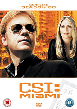 Csi Miami: The Complete Season 6 (DVD)