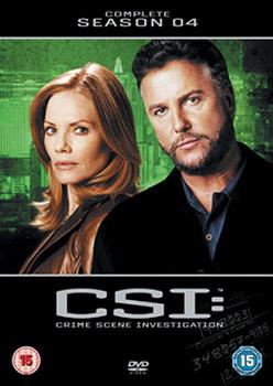 Csi - Crime Scene Investigation: The Complete Season 4 (DVD)
