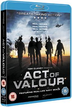 Act Of Valour (Blu-Ray) (DVD)
