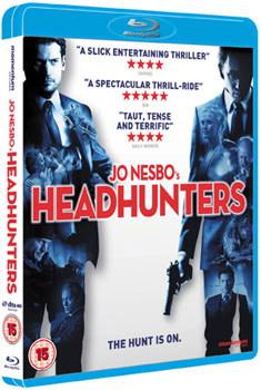Jo Nesbo's Headhunters (Blu-Ray)