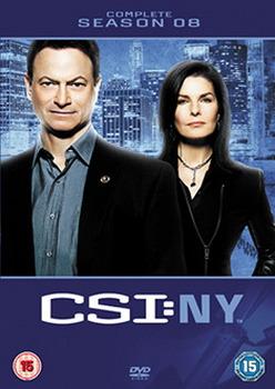 Csi New York - Season 8 (DVD)