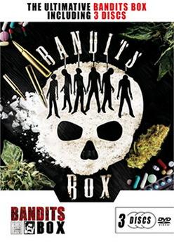 Bandits Boxset (Ecstasy  Cocaine & Weed) (DVD)