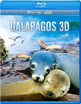 Galapagos 3D (Blu-Ray 3D + Blu Ray) (DVD)
