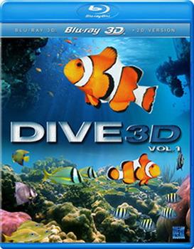 Dive 3D - Part 1 (3Dblu-Ray) (DVD)