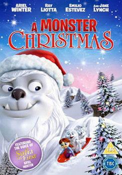 A Monster Christmas (DVD)