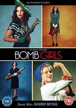 Bomb Girls - The Complete First Series (DVD)