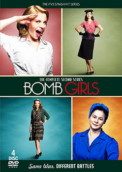 Bomb Girls - The Complete Second Series (DVD)