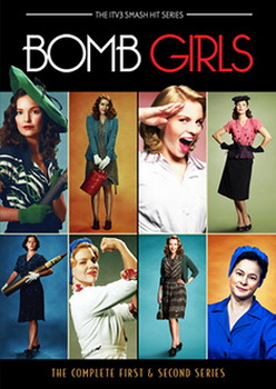 Bomb Girls - The Complete First & Second Series (DVD)