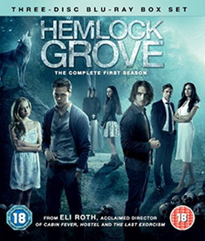 Hemlock Grove - Season 1 [Blu-ray]