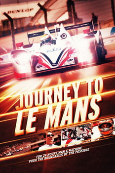 Journey to Le Mans [Blu-ray]