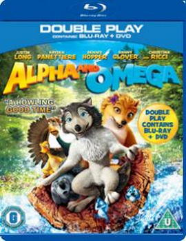 Alpha And Omega (Blu-ray + DVD)