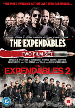 The Expendables 1 & 2 Boxset (DVD)
