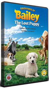 Adventures Of Bailey The Lost Puppy (DVD)