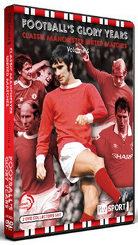 Man Utd Classic Matches - Football Glory Years Vol 2 (DVD)