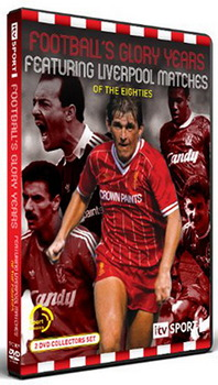 Liverpool - Matches Of The 80'S (DVD)