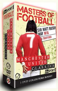 Man Utd - Maestro (DVD)