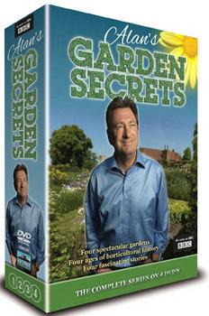 Alans Garden Secrets (Alan Titchmarsh) (DVD)