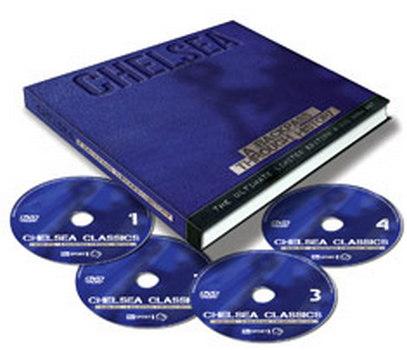 Chelsea -  Backpass Through History (DVD)