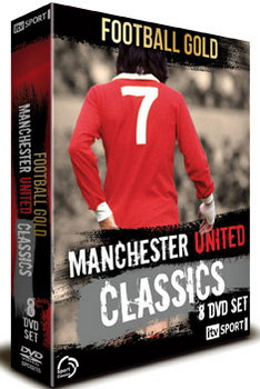 Football Gold - Manchester United Classics (DVD)