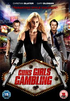 Guns Girls Gambling (DVD)