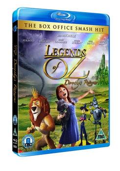 Legends Of Oz - Dorothys Return (BLU-RAY)