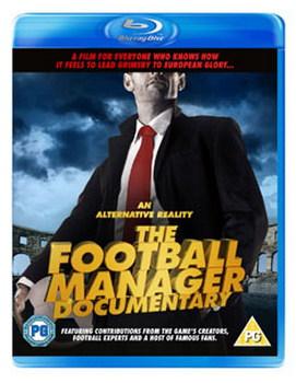 An Alternative Reality: The Football Manager Documentary (Blu-Ray)