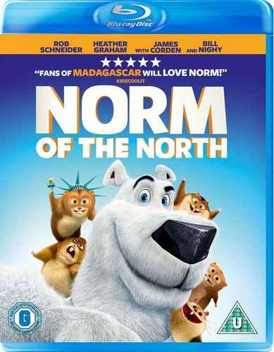 Norm Of The North [Blu-ray]