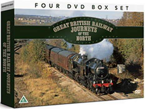 British Railway Journeys Of The North (DVD)