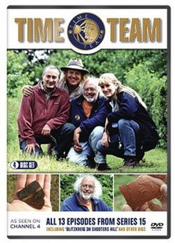 Time Team: Series 15 (DVD)
