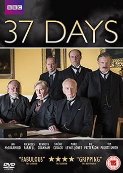 37 Days: The Countdown To World War 1 (DVD)