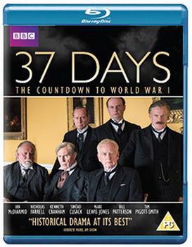 37 Days: The Countdown to World War 1 (Blu-Ray)