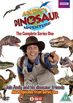 Andy'S Dinosaur Adventures: Complete Series 1 (DVD)