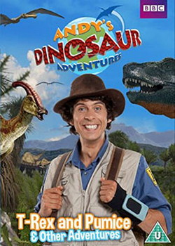 Andy'S Dinosaur Adventures: T-Rex And Pumice & Other Stories (DVD)