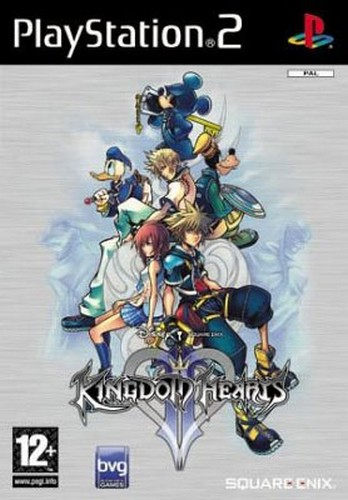 Kingdom Hearts II (2) (PS2)