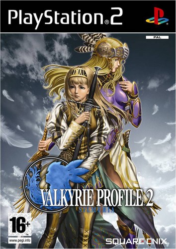 Valkyrie Profile 2: Silmeria (PS2)