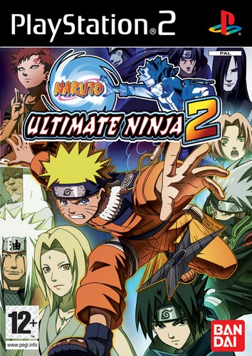 Naruto: Ultimate Ninja 2 (PS2)